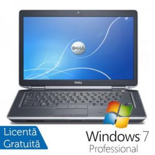 Laptop DELL Latitude E6430, Intel Core i5-3210M, 2.5GHz, 4GB DDR3, 320GB SATA, DVD-RW + Windows 7 Professional