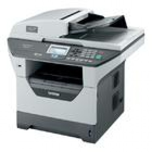 SH Multifunctionala Laser Brother DCP-8060, Monocrom, 30 ppm, Copiator, Scanner, 1200 x 1200 dpi, USB, Paralel, Cartus si Unitate NOI!