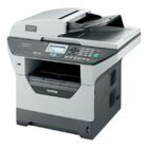 Imprimanta Multifunctionala Laser Brother DCP-8060, Monocrom, 30 ppm, Copiator, Scanner, 1200 x 1200 dpi, USB, Paralel