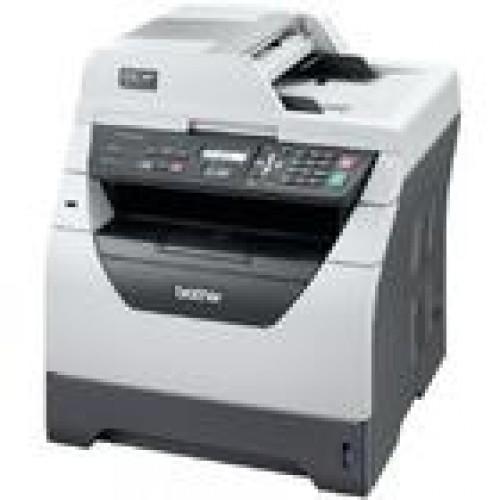 Multifunctionala Laser Brother DCP-8070D, Monocrom. Imprimanta, Copiator, Scaner, Duplex, 1200 x 1200, USB, Cartus si Unitate NOI!