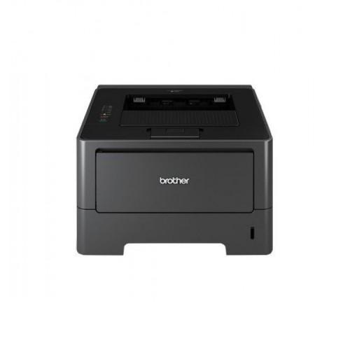 Imprimanta Laser Monocrom Brother HL-5450DN, A4, 38ppm, Duplex, Retea, USB + Cartus si Unitate Drum Noi