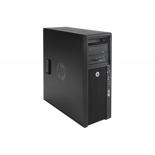 PC HP Z220 Tower, Intel Core i5-3470 Gen 3, 3.2Ghz, 4GB DDR3, 500GB, DVD, PLACA VIDEO 1GB