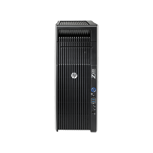 Workstation HP Z620, 2x Intel Xeon E5-2620 2.0GHz-2.5GHz HEXA Core, 32GB DDR3 ECC, 2TB HDD + 240GB SSD NOU, nVidia Quadro 4000/2GB GDDR5