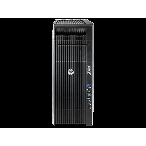 Workstation Refurbished HP Z620, 2x Intel Xeon E5-2650 2.0GHz-2.8GHz OCTA Core 20MB Cache, 32GB DDR3 ECC, 2TB HDD + 240GB SSD NOU, nVidia Quadro 4000/2GB GDDR5 + Windows 10 Pro