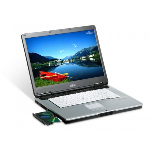 Laptop Fujitsu LifeBook C1410 Intel Core 2 Duo T7200 2.0Ghz, 2Gb DDR2, 160Gb HDD, DVD, 15,4inch