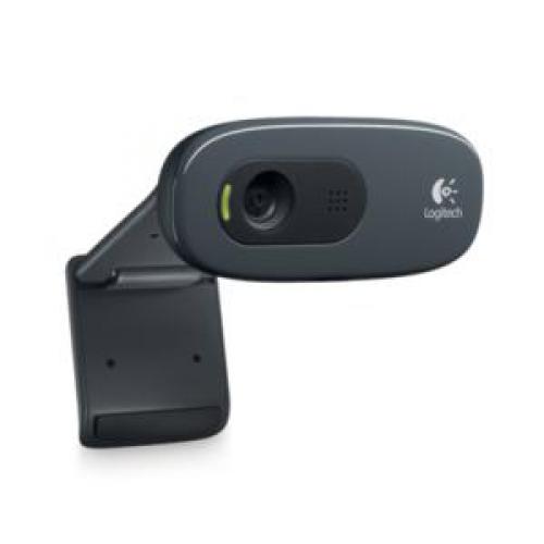 LOGITECH Webcam C260, 720p, 30fps