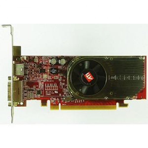 Placa video PCI-E Ati Radeon X1300, 256Mb, DVI, S-out, low profile design