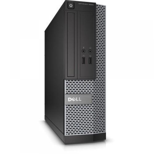 Calculator DELL OptiPlex 3010 Desktop, Intel Core i3-2100 3.10GHz, 4GB DDR3, 250GB SATA, HDMI, DVD-RW, Second Hand
