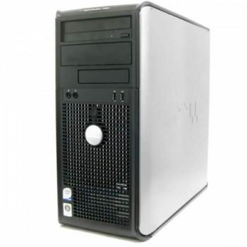 Calculator SH Dell Optiplex 380 TW, Intel Core2 Quo Q8300 2.50Ghz, 4Gb DDR3, 250Gb, DVD-ROM