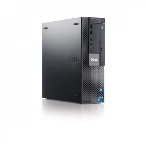 Calculator Dell OptiPlex 980 SFF, Intel Core i5-660 3.33GHz, 4GB DDR3, 250GB SATA, DVD-RW, Second Hand