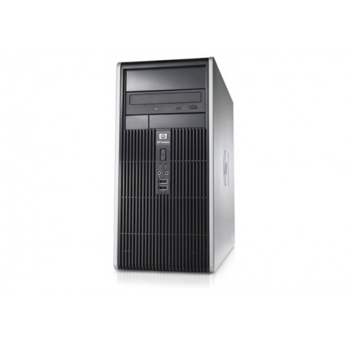 Calculator  HP DC5750 Tower, AMD Sempron 3600+, 2.0GHz, 2 GB DDR2, 80 HDD, DVD-ROM