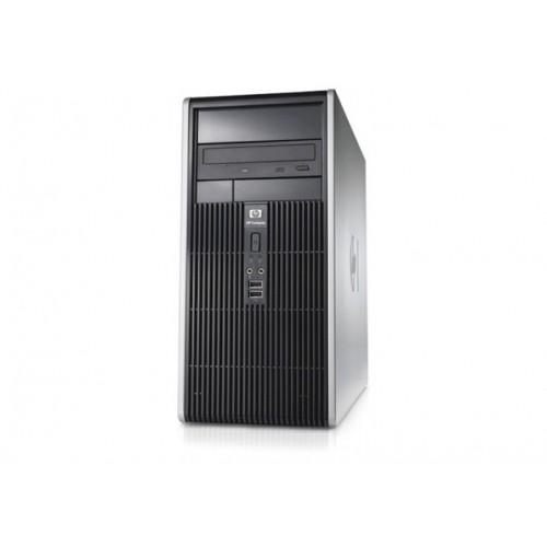 Calculator  HP DC5750 Tower, AMD Sempron 3600+, 2.0GHz, 2 GB DDR2, 80 HDD, DVD-ROM