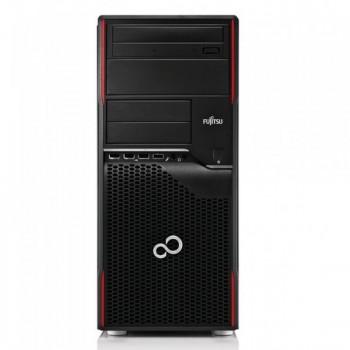 Calculator Fujitsu Celsius W410 Tower, Intel Core i7-2600, 3.40GHz, 8GB DDR3, 500GB SATA, DVD-ROM
