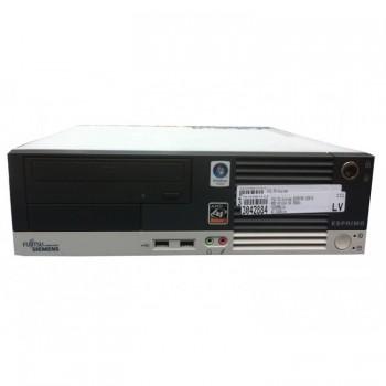 Calculator Fujitsu Esprimo E5616 SFF, Athlon 64 3800+ 2.40GHz, 2GB DDR2, 160GB SATA, DVD-ROM