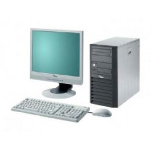 Pachet SH Fujitsu Siemens Scenic P5720 C2D E7300, 2.67 Ghz, 160Gb SATA, 2048Mb DDR2, DVD-RW ***