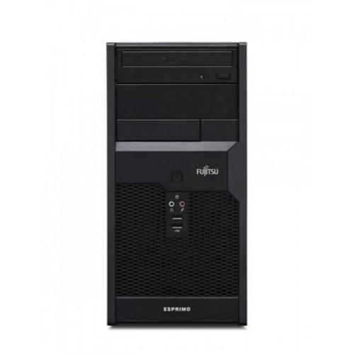 Calculator FUJITSU SIEMENS P3721 Tower, Intel Core i5-650 3.20GHz, 4GB DDR3, 250GB SATA, DVD-ROM, Second Hand