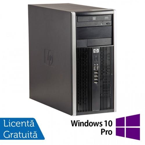 Calculator HP 6200 Tower, Intel Pentium G645 2.90GHz, 8GB DDR3, 500GB SATA, DVD-ROM + Windows 10 Pro, Refurbished (Top Sale!)