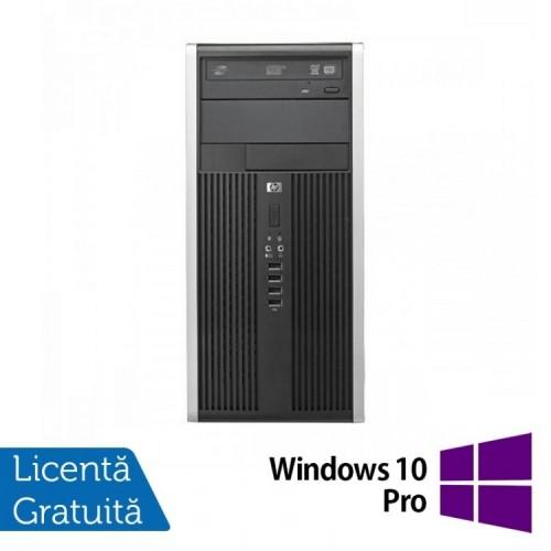 Calculator Refurbished HP 6300 Pro MT, Intel Pentium Dual Core G640 2.80GHz, 4GB DDR3, 320GB SATA, DVD-ROM + Windows 10 PRO