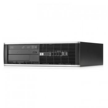 Calculator HP 8000 Elite Desktop, Intel Core 2 Duo E8400, 3.00GHz, 4GB DDR3, 128GB SSD, DVD-RW