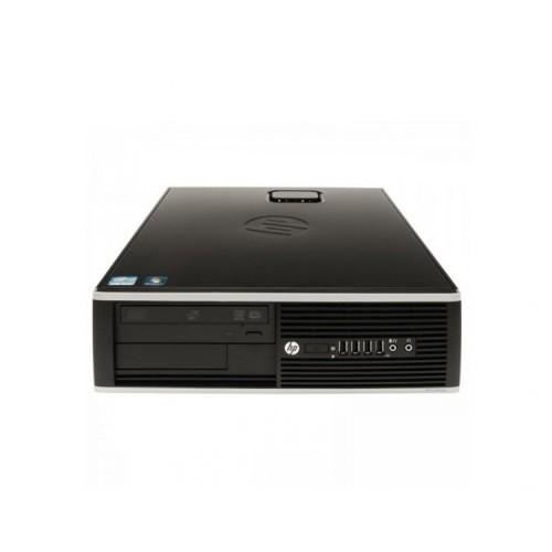 Calculator HP 8100 Elite SFF, Intel Core i5-650 3.2Ghz, 4GB DDR3, 320GB SATA, DVD-ROM + Windows 10 PRO