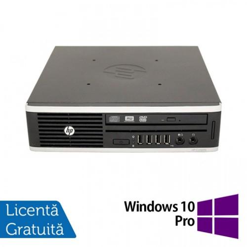 Calculator HP 8200 Elite, Intel Core i5-2400S 2.50GHz, 8GB DDR3, 120GB SSD + Windows 10 Pro, Refurbished