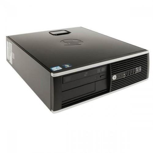 Calculator Second Hand HP 8200 Elite SFF, Intel Core i5-2400 3.10GHz, 4GB DDR3, 250GB SATA, DVD-ROM, Port Serial, Display Port