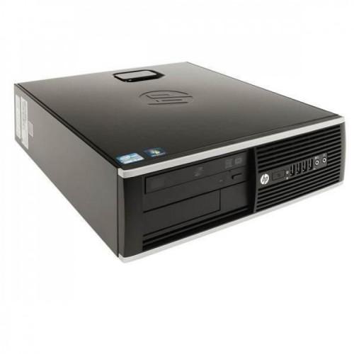 Calculator HP 8200 Elite SFF, Intel Core i7-2600 3.40GHz, 8GB DDR3, 500GB SATA, Second Hand