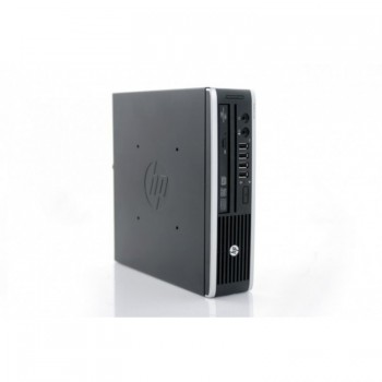 Calculator Second Hand HP 8200 Elite USFF, Intel Core i3-2120 3.30GHz, 4GB DDR3, 160GB SATA, DVD-RW