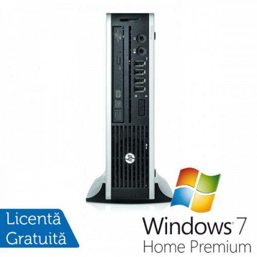 Calculator HP 8300 Elite USD Intel Core i5-3470s Gen III 2.9GHz , 4GbDDR3 250GbHDD SATA + Windows 7 Home Premium