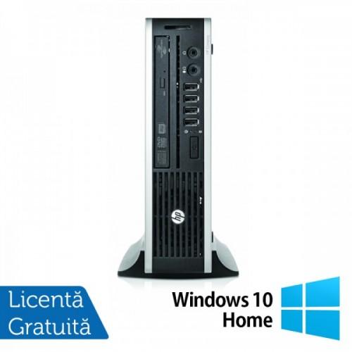 Calculator HP 8300 Elite USD Intel Core i5-3470s Gen III 2.9GHz , 4GbDDR3 250GbHDD SATA + Windows 10 Home