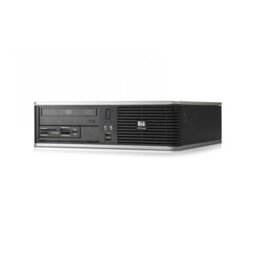 Calculator HP Compaq DC5850 SFF, AMD Athlon 64 1640B, 2.70 GHz, 2GB DDR2, 80GB SATA, DVD-ROM