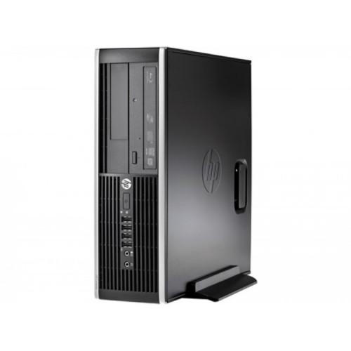 Calculator HP Compaq Pro 6305 SFF, AMD A8-5500B 3.20GHz, 4GB DDR3, 250GB SATA, DVD-RW