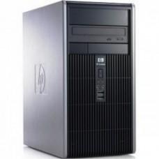 Calculator HP DC5750 MT, AMD Athlon 64 3500+, 2.20GHz, 4GB DDR2, 80GB SATA, DVD-ROM