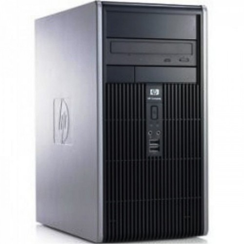 Calculator  HP DC5750 Tower, Sempron 3600+, 2.0GHz, 2 GB DDR2, 80 HDD, DVD-ROM