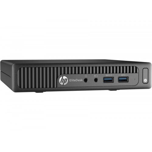 Calculator HP Elitedesk 705 G3 Mini PC, AMD A10-8770E 2.80GHz, 8GB DDR4, 120GB SSD, Second Hand