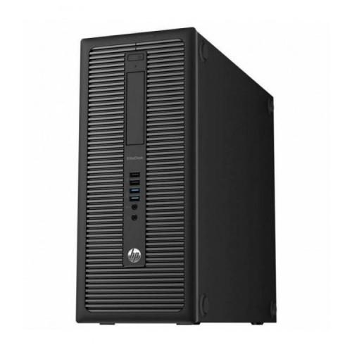 Calculator HP EliteDesk 800 G1 Tower, Intel Core i5-4590S 3.20GHz, 8GB DDR3, 500GB SATA, DVD-RW, Second Hand