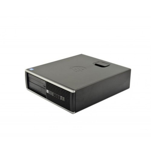 Calculator HP 8300 SFF, Intel Core i3-3220 3.3 GHz, 4GB DDR3, 250GB, DVD-ROM + Windows 10 Home
