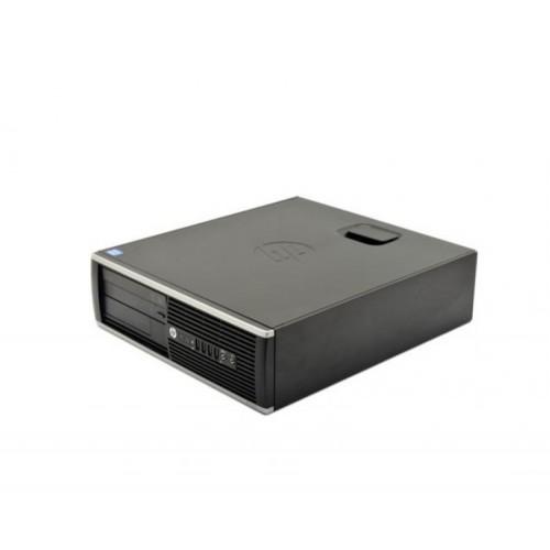 Calculator Refurbished HP 8300 SFF, Intel Core i5-3570 3.4 Ghz, 4GB DDR3, 500GB, DVD-RW + Windows 10 Home
