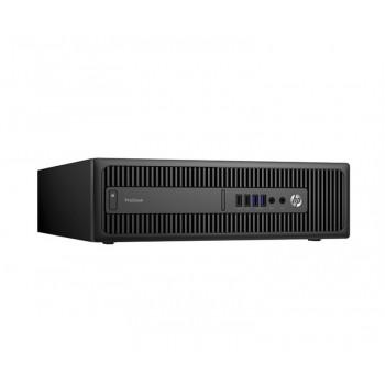 Calculator HP Prodesk 600 G2 SFF, Intel Core i3-6100 3.70GHz, 4GB DDR3, 500GB SATA + Windows 10 HOME