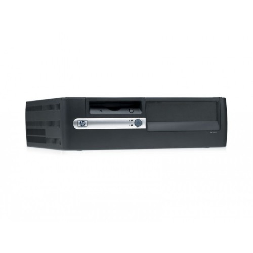 Calculator HP RP5000 SFF, Intel Celeron 2.00GHz, 1GB DDR, 80GB SATA