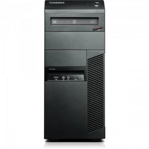 Calculator Second Hand LENOVO Thinkcentre M91P , Intel Core i5-2500, 3.30GHz, 4GB DDR3,250GB SATA, DVD-RW