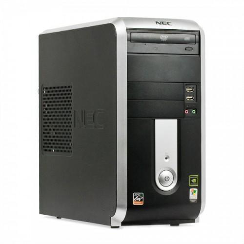 Calculator SH NEC PowerMate VL360 Tower, AMD ATHLON64 3800+ 2.4GHz, 2GB DDR2, 200GB HDD, DVD-ROM