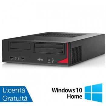 Calculator Fujitsu Siemens E410, Intel Core i5-3470s 2.90GHz, 4GB DDR3, 250GB SATA, DVD-ROM + Windows 10 Home