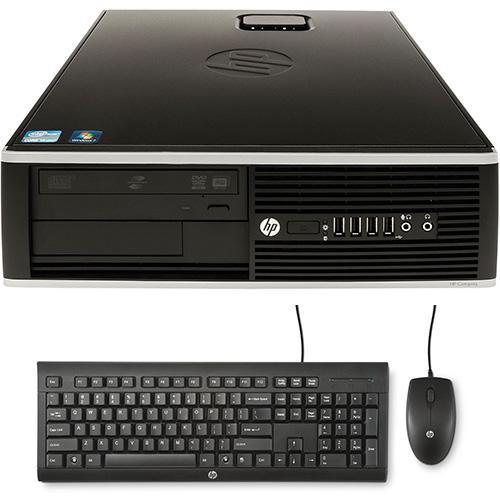 PC HP 8300 Desktop, Intel Pentium Dual Core G870 3.1 Ghz, 4GB DDR3, 250GB, DVD-ROM