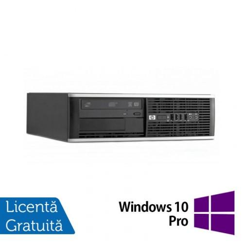 Calculator Refurbished HP 8300 SFF, Intel Core i5-3570 3.4 Ghz, 4GB DDR3, 500GB, DVD-RW + Windows 10 Pro