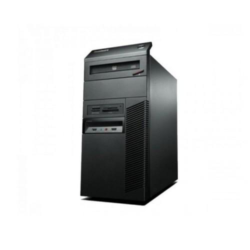 Calculator LENOVO ThinkCentre M82 Tower, Intel Core i5-2400 3.10 GHz, 4GB DDR3, 250GB SATA, DVD-ROM