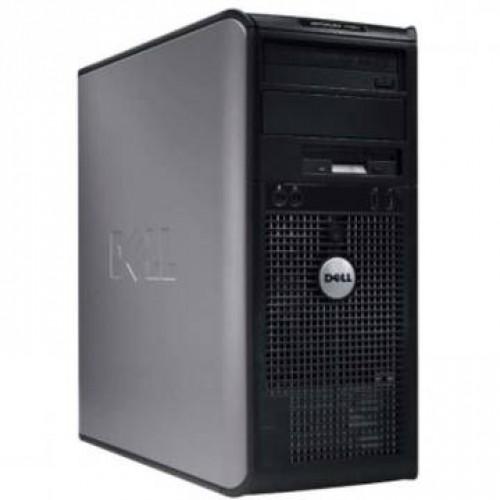 PC Dell OptiPlex 360 Core 2 Duo E5200 2.5GHz 2GB DDR2 160GB HD Sata RW Tower