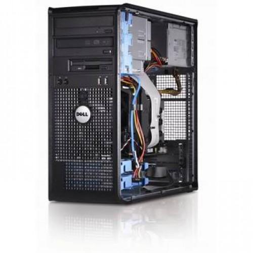 PC Dell OptiPlex 360 Core 2 Duo E5200 2.5GHz 2GB DDR2 80GB HD Sata RW Tower
