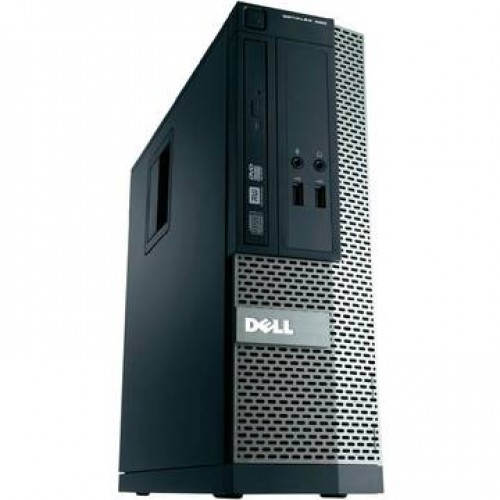 PC SH Dell OptiPlex 390 i3-2120 Generatia 2 3.3GHz 4GB DDR3 250GB HDD Sata RW SFF Desktop