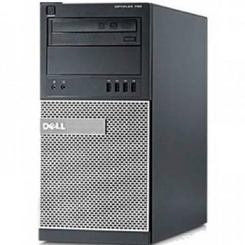 Calculator second hand Dell OptiPlex 790 i3-2100 Generatia 2 3.1GHz 4GB DDR3 320GB HDD Sata RW Tower